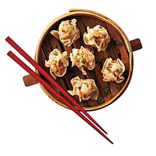 Continued: Asian Dumplings Cookbook
