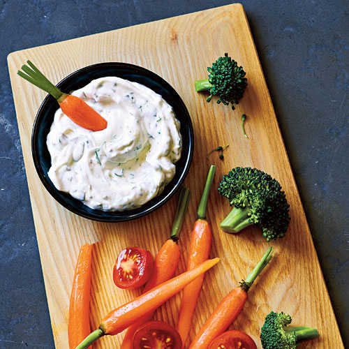 Creamy Ranch-Style Dip Recipe
