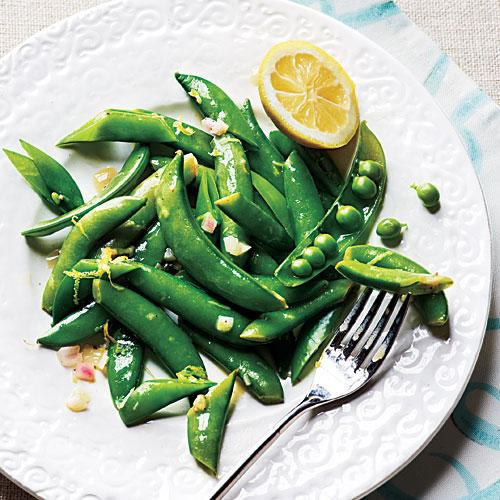 Healthy Recipes with Peas