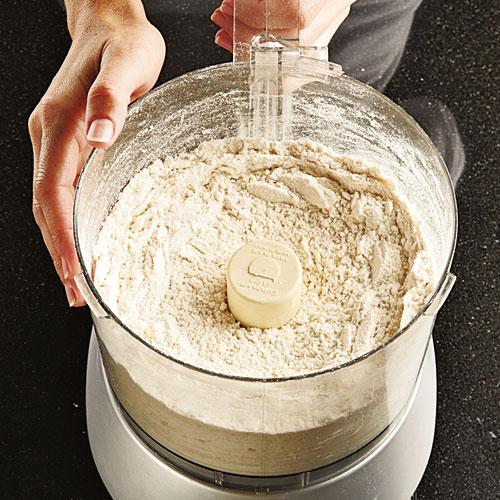Pie Dough Perfected Step 1