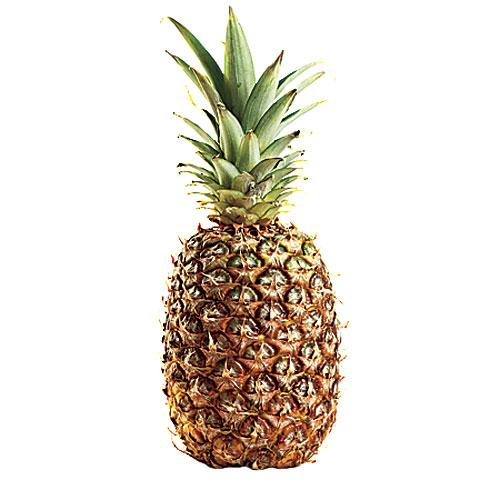 Lighter Libation Tip: Fresh Pineapple
