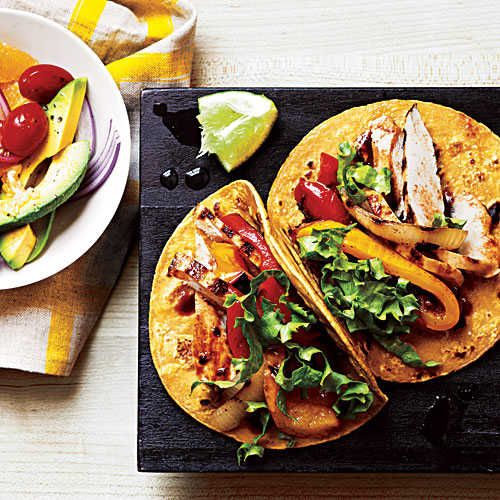 Chicken Taco Recipes Cooking Light