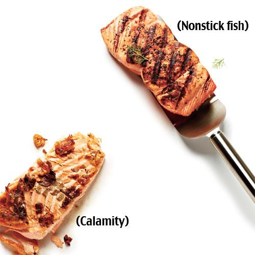 How to Avoid Fish Sticking to the Grill