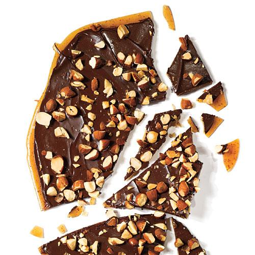 Chocolate-Almond Toffee