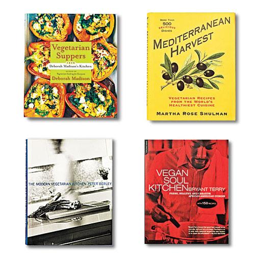 Top 6 Vegetarian and Vegan Cookbooks