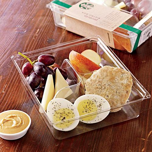 Think Inside the Box: 3 Healthy Starbucks Lunches | The Best Life