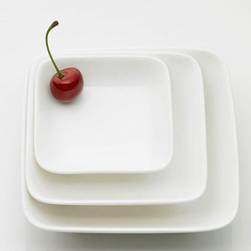 Simply Try a Smaller Plate