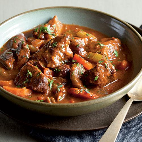 Italian Beef Stew - Comfort Food Dinner Recipes