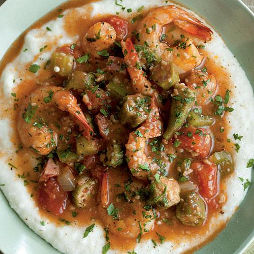 Shrimp and Okra Gumbo Comfort Food Recipe