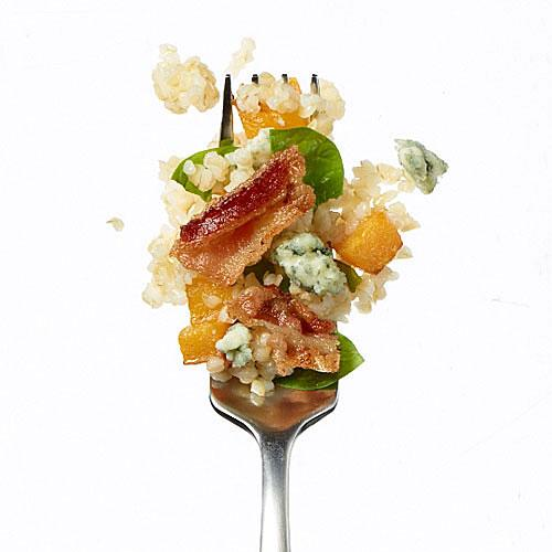 Butternut, Bacon and Blue