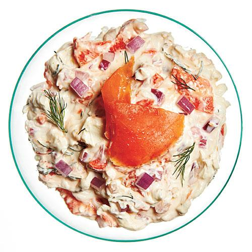 Low-Cal Smoked Salmon Dip
