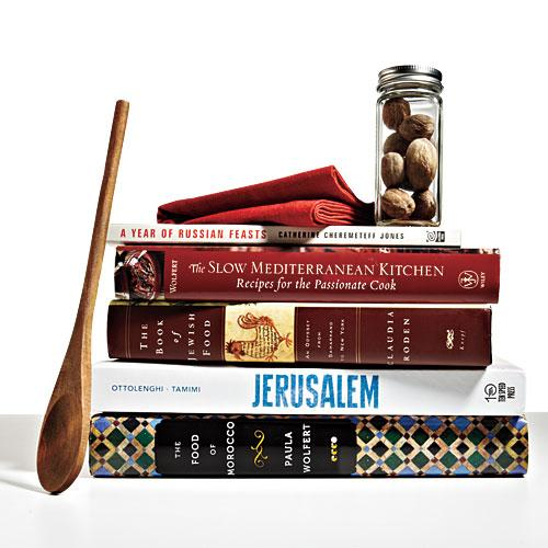 Top 6 World Cookbooks