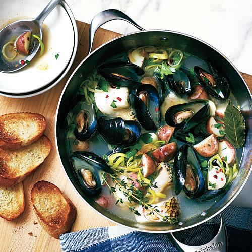 Quick Seafood Stew