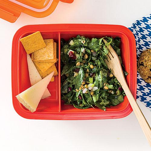 Whole-Grains Bento