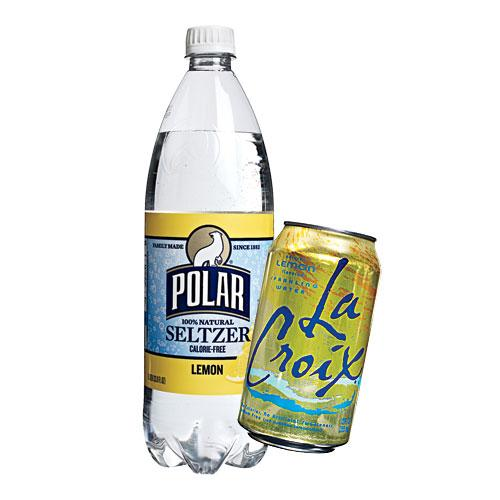 Sparkling Water, Lemon