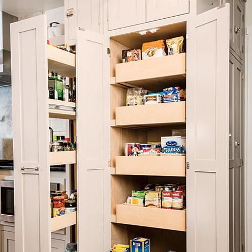 Clever Cabinetry
