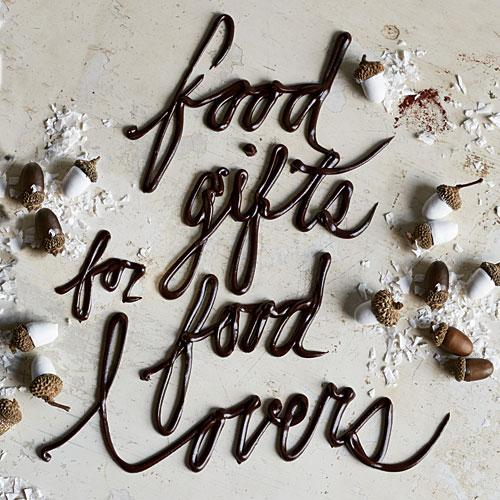 Food Gifts for Food Lovers