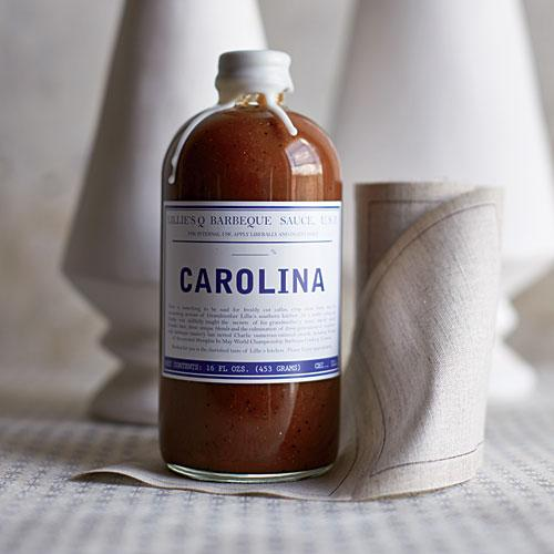 Lillie's Q Carolina Barbecue Sauce