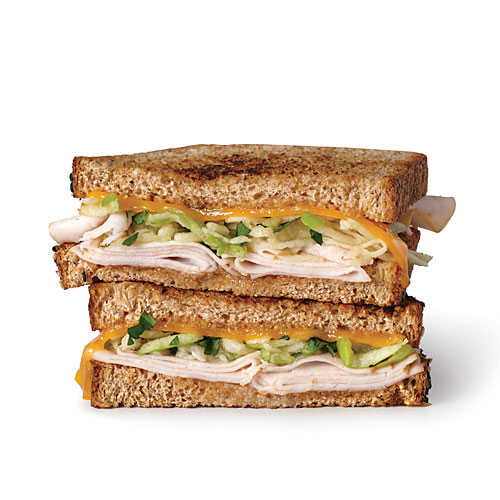 Turkey Apple Cheddar Sandwich Recipe: Grilled Turkey, Apple, And Cheddar Sandwiches