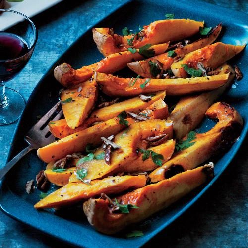 Honey-Roasted Butternut Squash - Top-Rated Butternut Squash Recipes ...