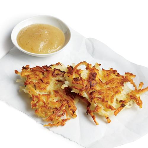 Classic Potato Latkes - Save Your Household 34,790 Holiday Calories ...