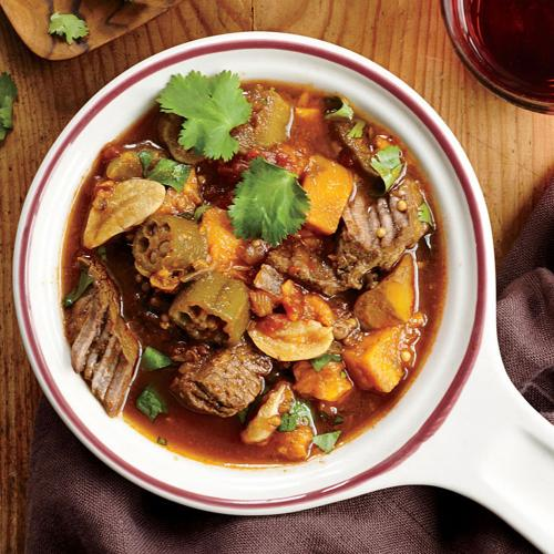 13 African Recipes: West African Beef, Plantain, And Okra Stew