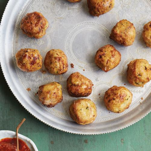 Pan fried fish balls 13 african recipes cooking light for Pan fried fish recipe