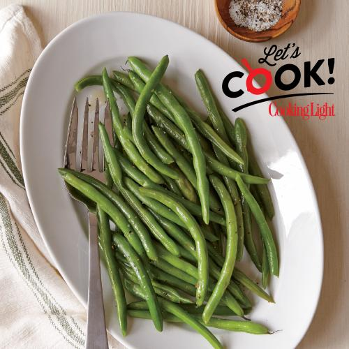 Quick & Easy Green Beans