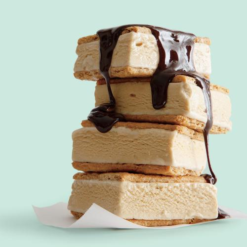 S'mores Ice-Cream Sandwiches - Kid-Friendly Recipes (That ...