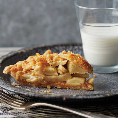 Cheddar-Apple Pie - 4th of July Recipes - Cooking Light