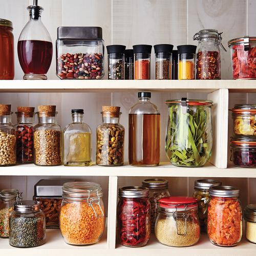 Give your pantry staples a makeover