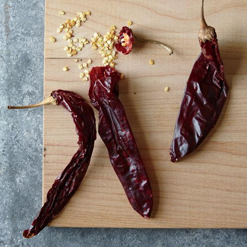how to cook with dried chiles