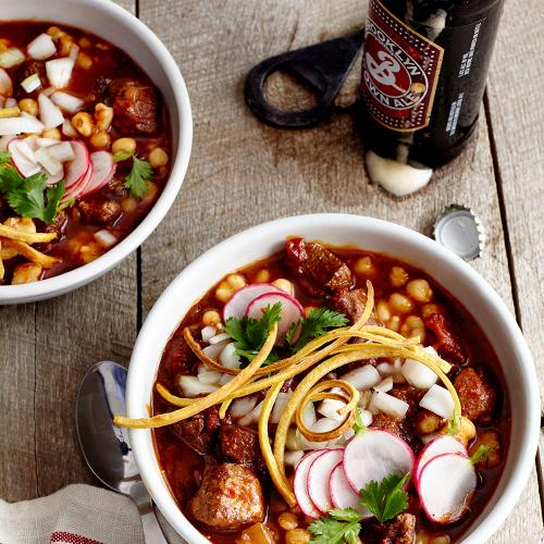 Perfect Pairings for Chili