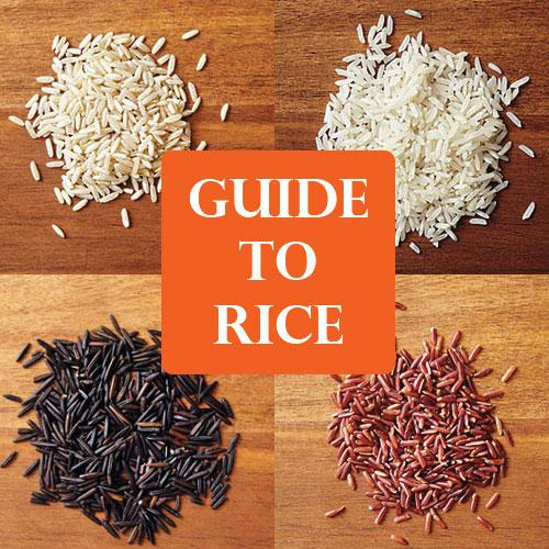 Guide to Rice