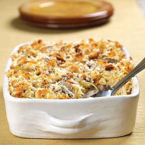 Chicken Tetrazzini Recipes
