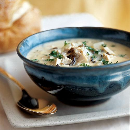 Chicken and Wild Rice Soup Recipes