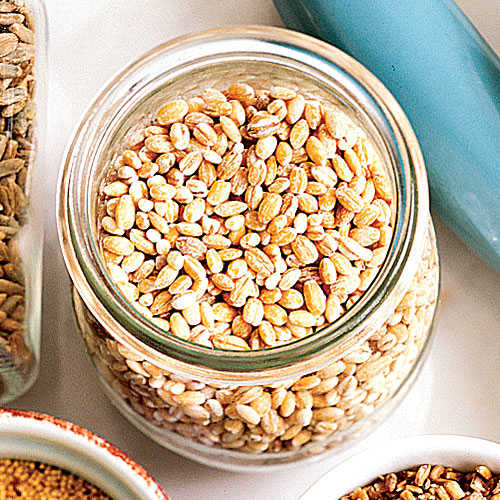 Buying and Storing Grains