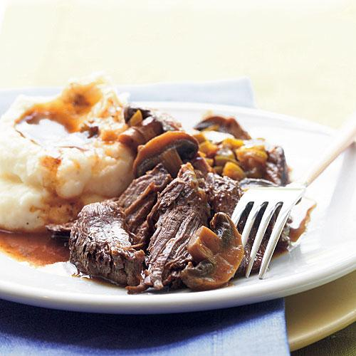 Slow-Cooker Beef Pot Roast