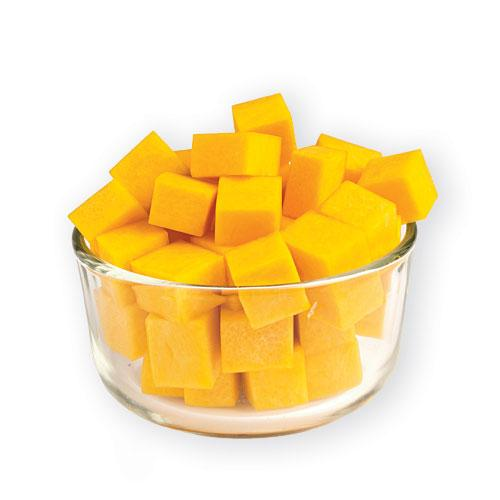 Cooked Squash Serving Size