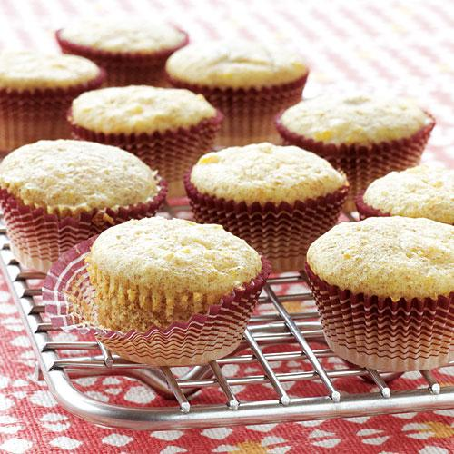 Mini Whole-Wheat Apricot Muffins Recipe