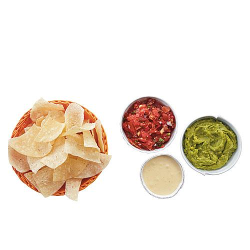 You always splurge on chips and dip at Mexican restaurants
