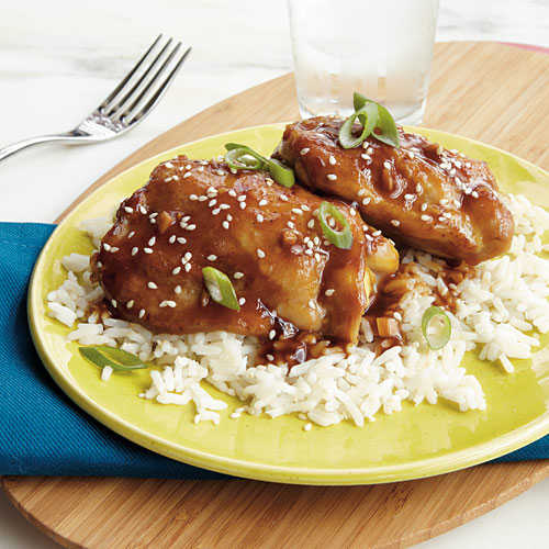 Slow Cooker Chicken Recipes Amp Healthy Ideas Cooking Light