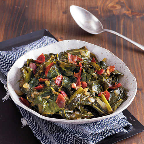 Balsamic Collard Greens Recipe