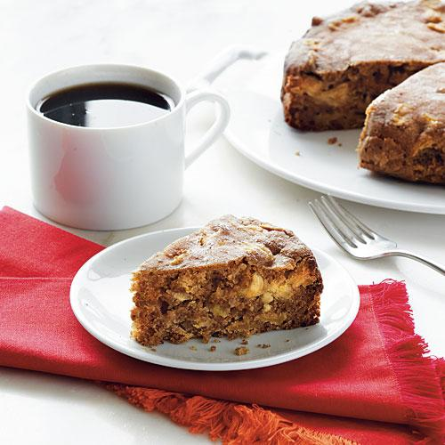 Double Apple Cake