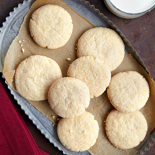 Old-Fashioned Sugar Cookies - Christmas Cookie Recipes ...
