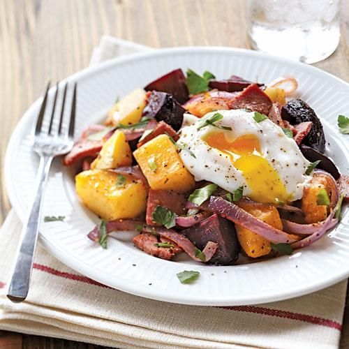 Red Flannel Hash - Our Best Hash Recipes - Cooking Light