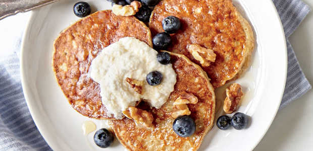 3-Ingredient Pancakes Weight-Loss Plan
