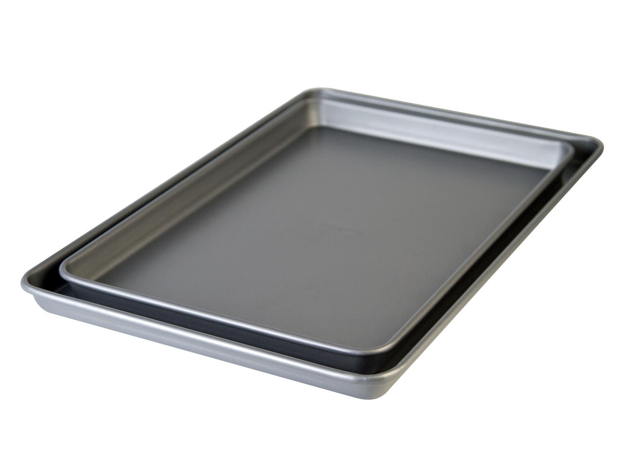 2 Piece Carbon Steel Bakeware Set From Cooking Light