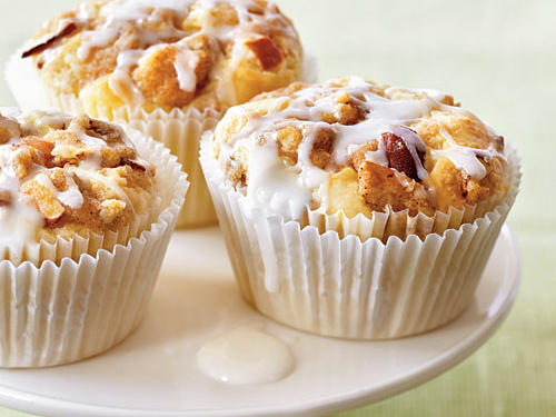 Amaretto Apple Streusel Cupcakes recipe