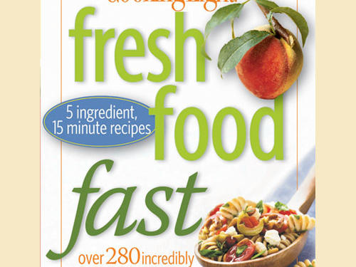 Fresh Food Fast cookbook
